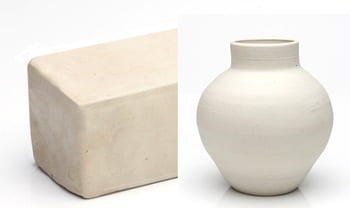 Sara Clay Porcelain Low Fire White