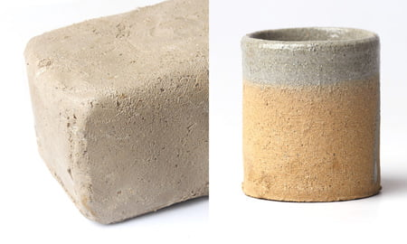 High fire stoneware clay with grog