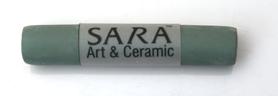 Sara Under Glaze Chalk Green