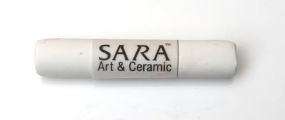 Sara Under Glaze Chalk White